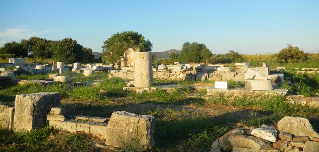 Pythagoreion And Heraion Of Samos Greece Unesco World Heritage
